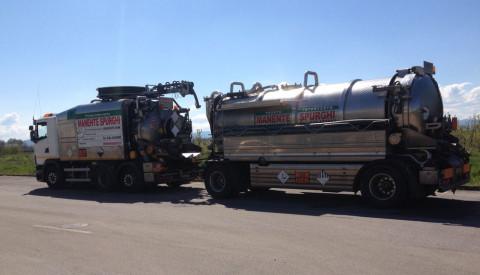 Trasporto rifiuti acidi ADR Modena