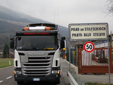 Trasporto rifiuti pericolosi - Manente Spurghi