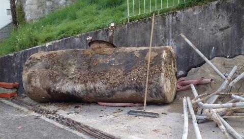 pulizia cisterna serbatoio ferrara